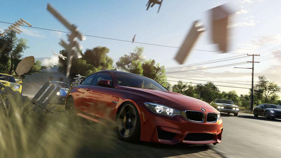 Análisis de Forza Horizon 3