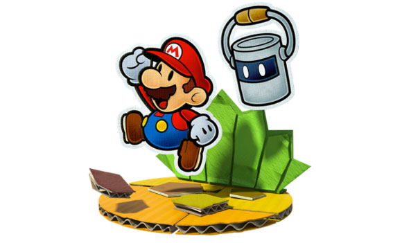 Análisis de Paper Mario: Color Splash
