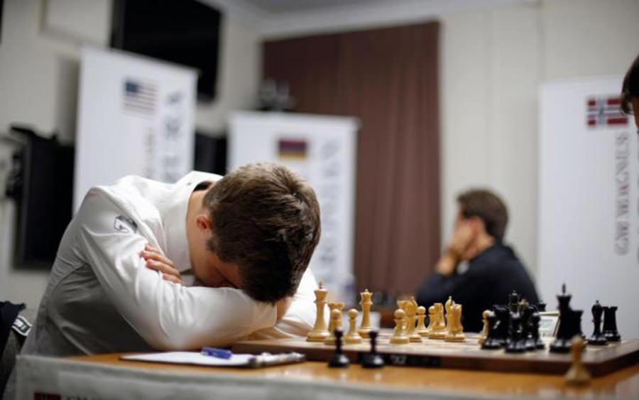 Really Bad Chess: ¿Y por qué no?