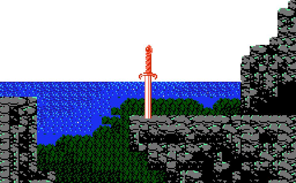 Mes Mini #30: Zelda II: The Adventure of Link