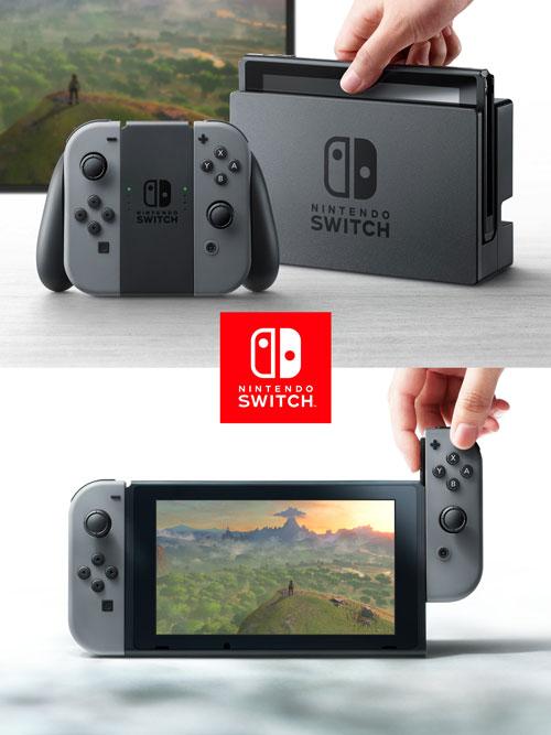 Nintendo Switch consola presentacion juegos opinion