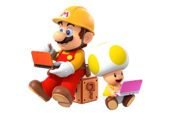 Análisis de Super Mario Maker para Nintendo 3DS
