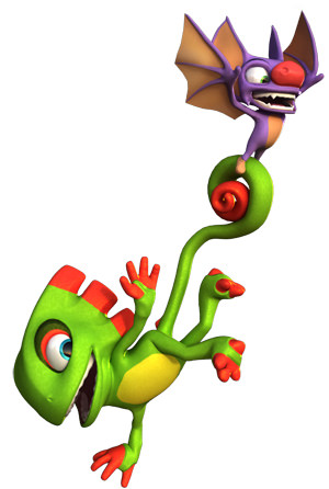 Yooka-Laylee saldrá en PC, PS4 y Xbox One el 11 de abril, y pasará de Wii U a Switch
