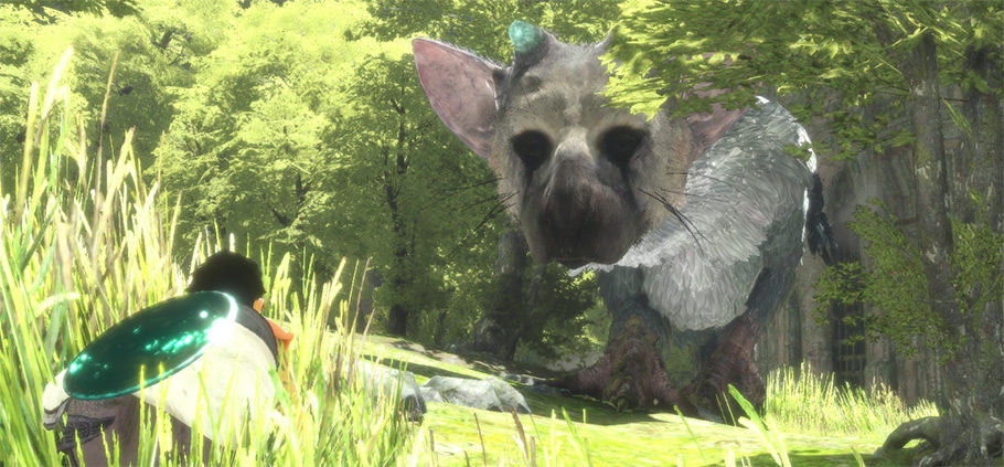Análisis de The Last Guardian