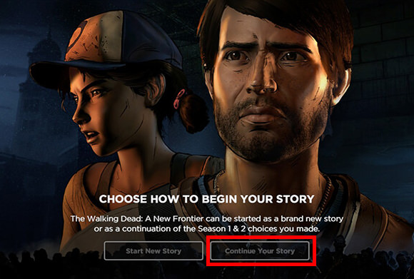 La season 3 de The Walking Dead no saldrá en Xbox 360 ni PS3