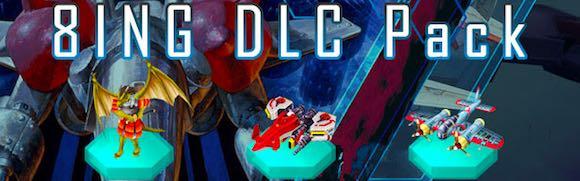 El nuevo DLC de DARIUSBURST Chronicle Saviours homenajea a 8ing