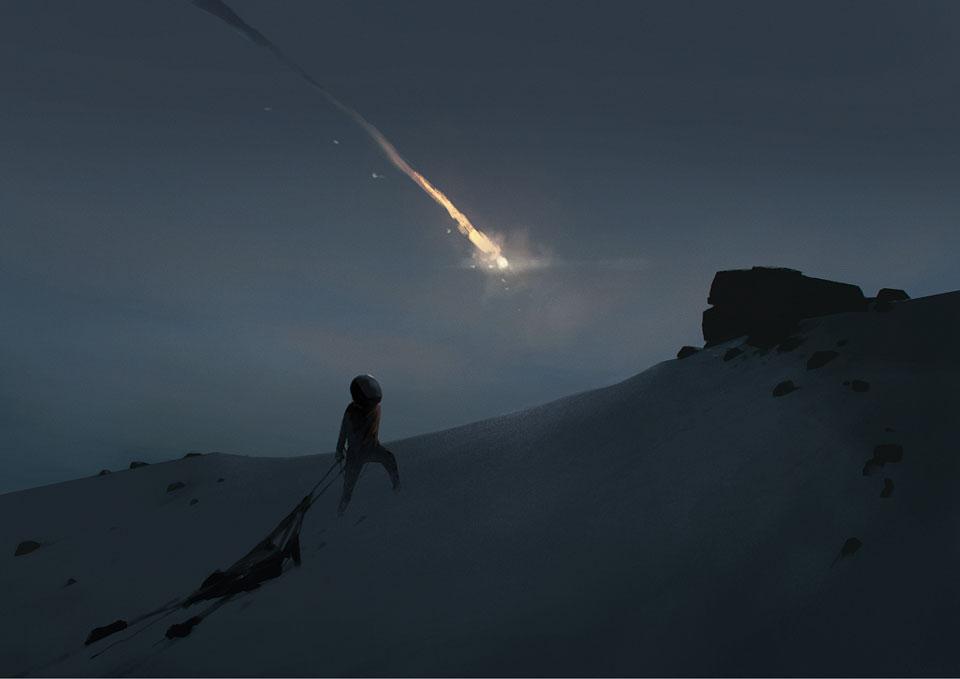 Playdead muestra la primera imagen de su próximo juego