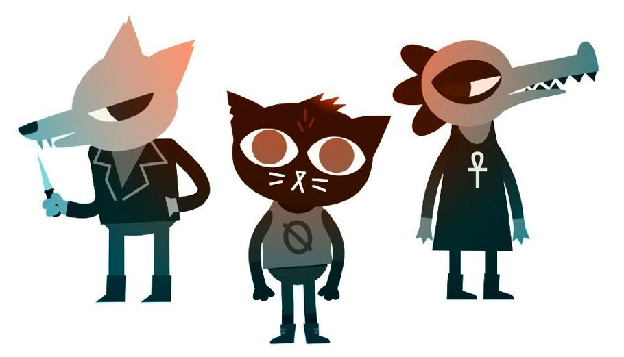 Análisis de Night in the Woods
