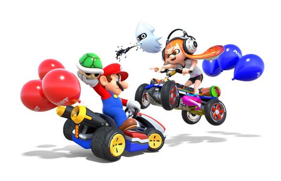 Análisis de Mario Kart 8 Deluxe