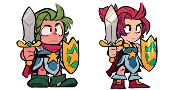 Análisis de Wonder Boy: The Dragon's Trap