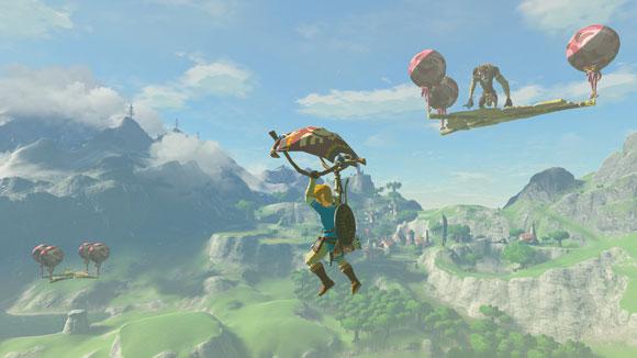 Nintendo da más información sobre el primer DLC de Zelda: Breath of the Wild