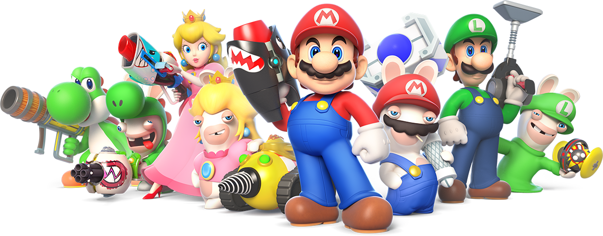 E3 2017: Mario + Rabbids: Kingdom Battle = XCOM