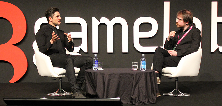 Gamelab 2017: Ha pasado un <i>business angel</i>; conversaciones con Dino Patti