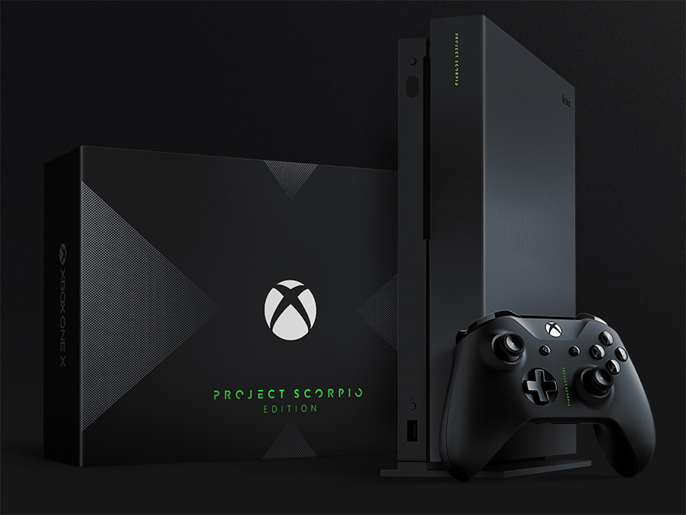 Estos Son Los Mas De 100 Juegos Mejorados Para Xbox One X