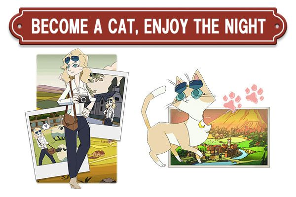 Lo nuevo de Swery es un RPG sobre gatos