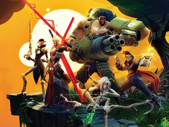 No habrá más contenido para Battleborn tras la actualización de otoño