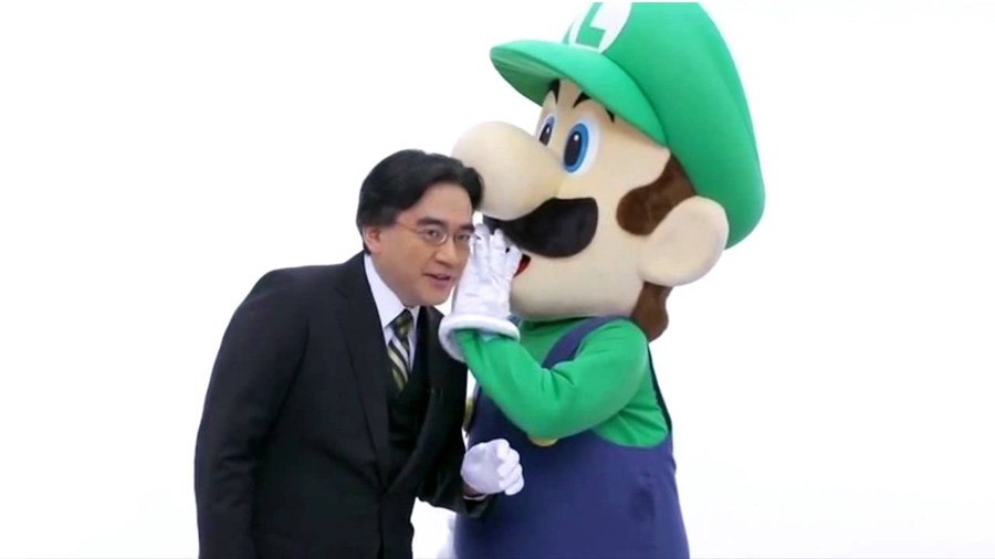 Golf oculto en Switch es un amuleto de buena suerte de Satoru Iwata