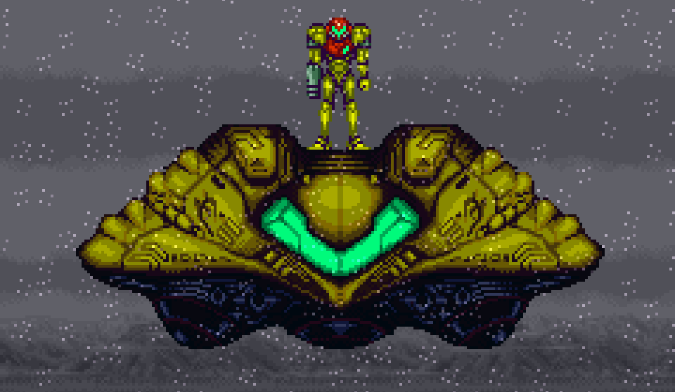 Super Mes Mini #18: Super Metroid