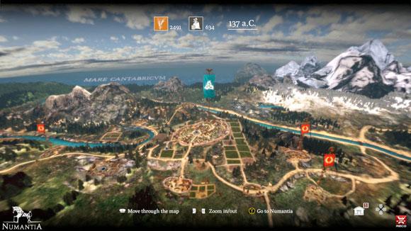 Numantia, el juego de estrategia ambientada en la guerra numantina, sale el 25 de octubre