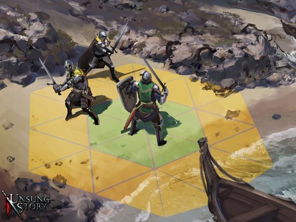 Unsung Story saldrá también en Xbox One, PS4 y Switch