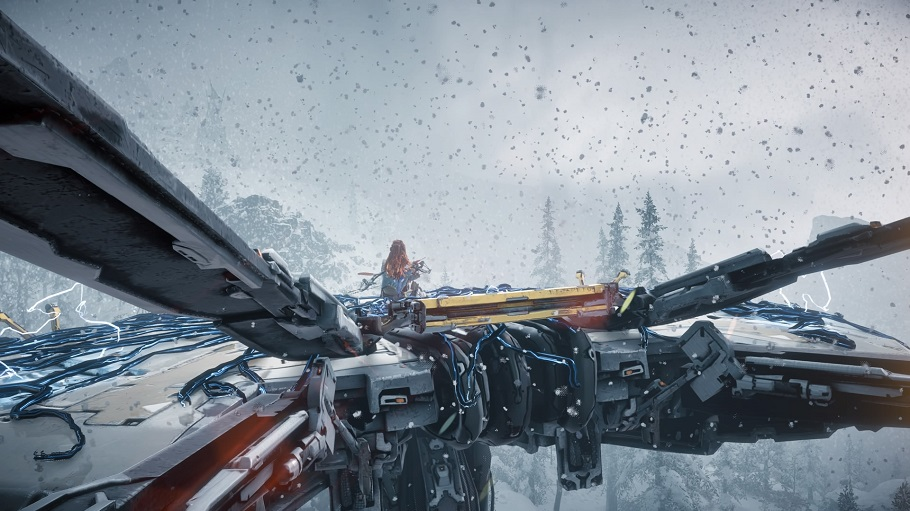 Análisis de Horizon Zero Dawn: The Frozen Wilds