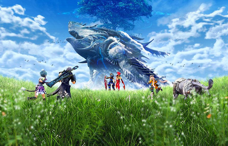 Análisis de Xenoblade Chronicles 2