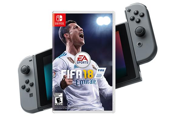EA reconsiderará su apoyo a Switch cuando lleve un año a la venta
