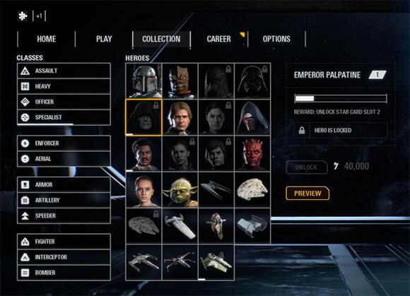 EA reduce el coste de los héroes en Star Wars Battlefront II tras las quejas de la comunidad