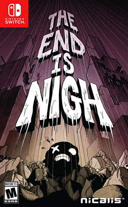 The End is Nigh llega a Switch el 12 de diciembre