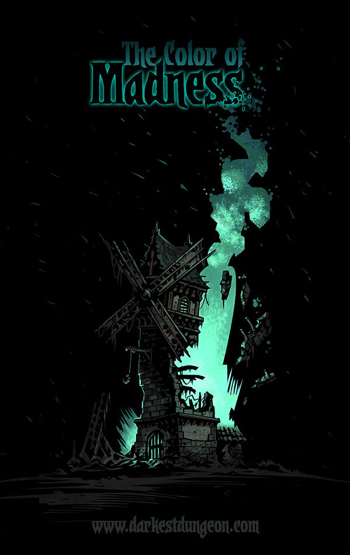 Darkest Dungeon The Color of Madness nueva expansion