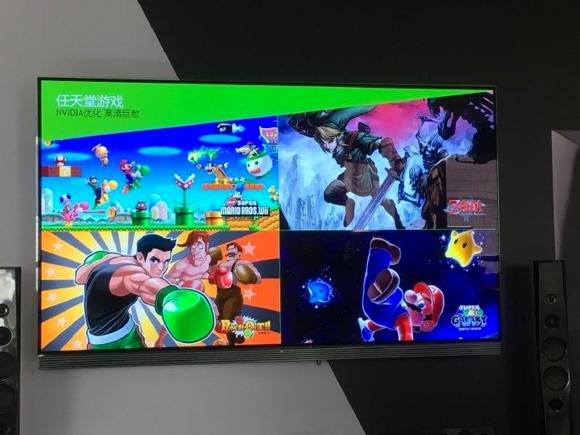 Algunos juegos de Nintendo llegarán a Nvidia Shield en China