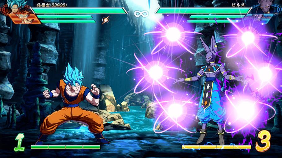 Análisis de Dragon Ball FighterZ