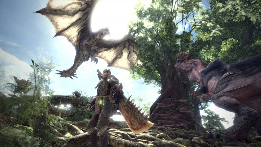 Análisis de Monster Hunter: World