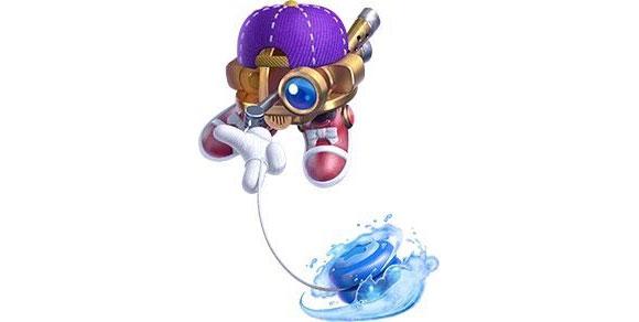 Avance de Kirby Star Allies