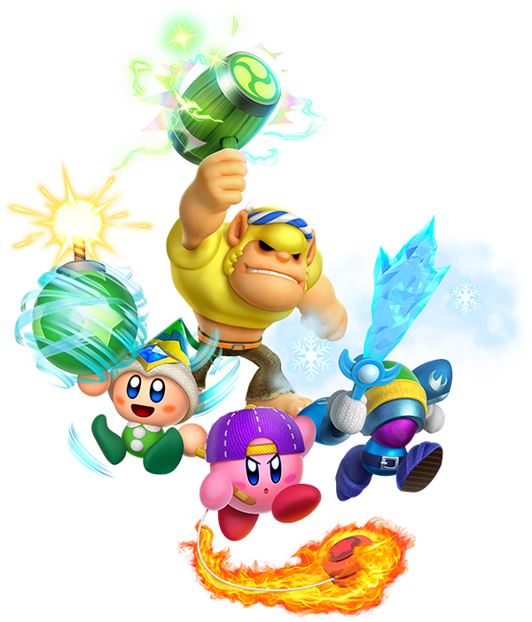 Avance de Kirby Star Allies