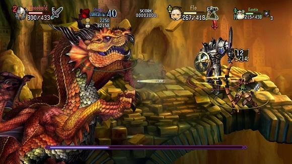 Dragon's Crown ya tiene fecha de lanzamiento en PS4