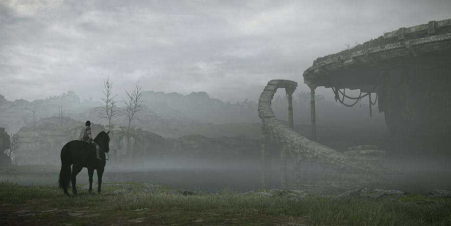 Análisis de Shadow of the Colossus