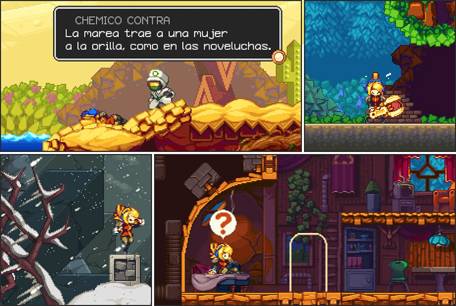 Análisis de The Iconoclasts