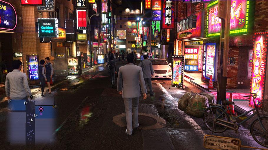 Avance de Yakuza 6
