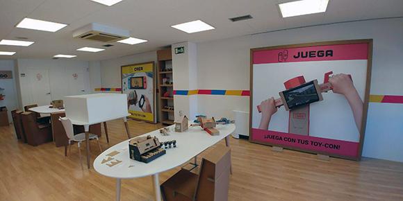 Nintendo Labo: primeras impresiones en la showroom oficial