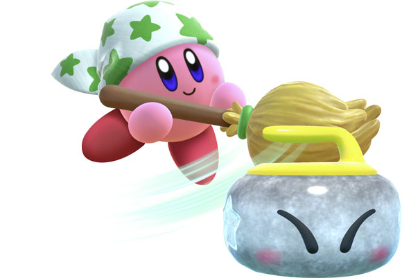 Análisis de Kirby Star Allies