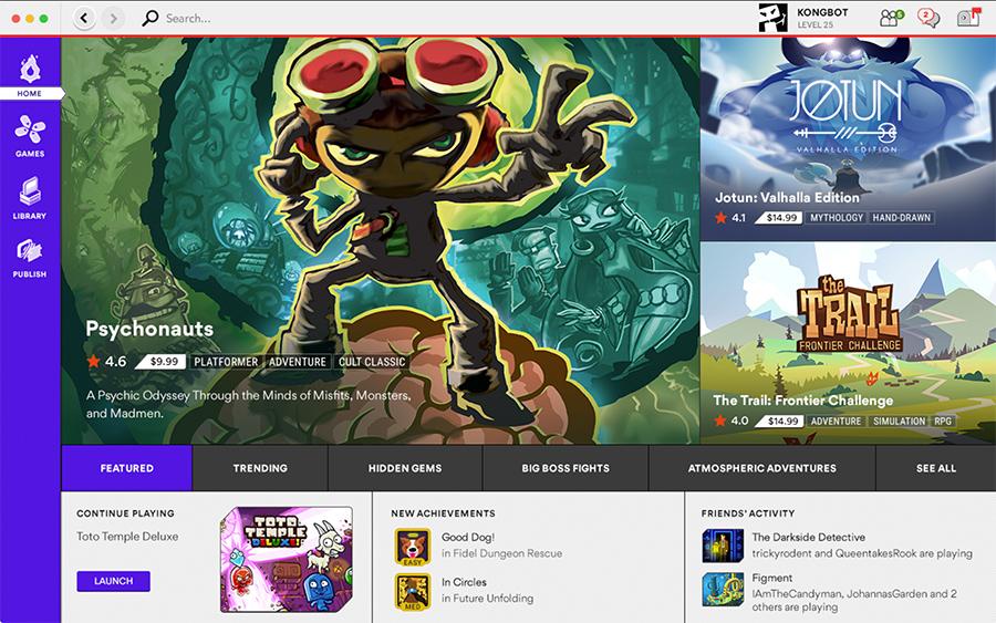 Kongregate abrirá este verano su propia tienda online de juegos: Kartridge