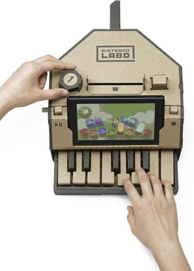 Primeras impresiones de Nintendo Labo