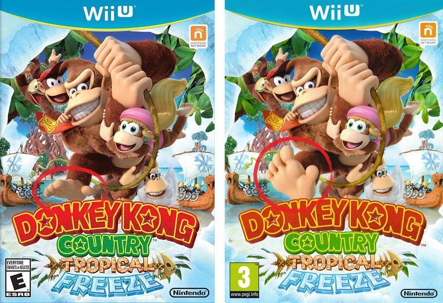 Análisis de Donkey Kong Country: Tropical Freeze