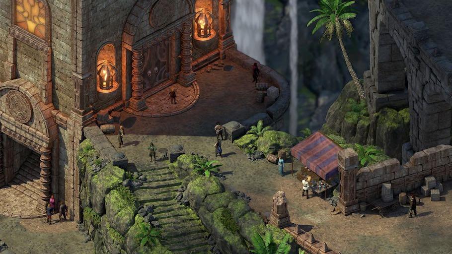 Análisis de Pillars of Eternity II: Deadfire