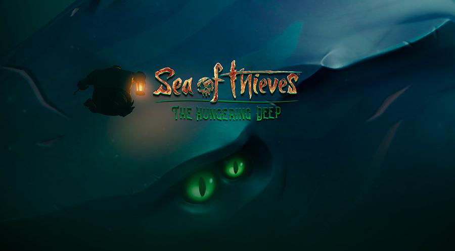 Rare desvela las novedades de The Hungering Deep, la próxima actualización de Sea of Thieves