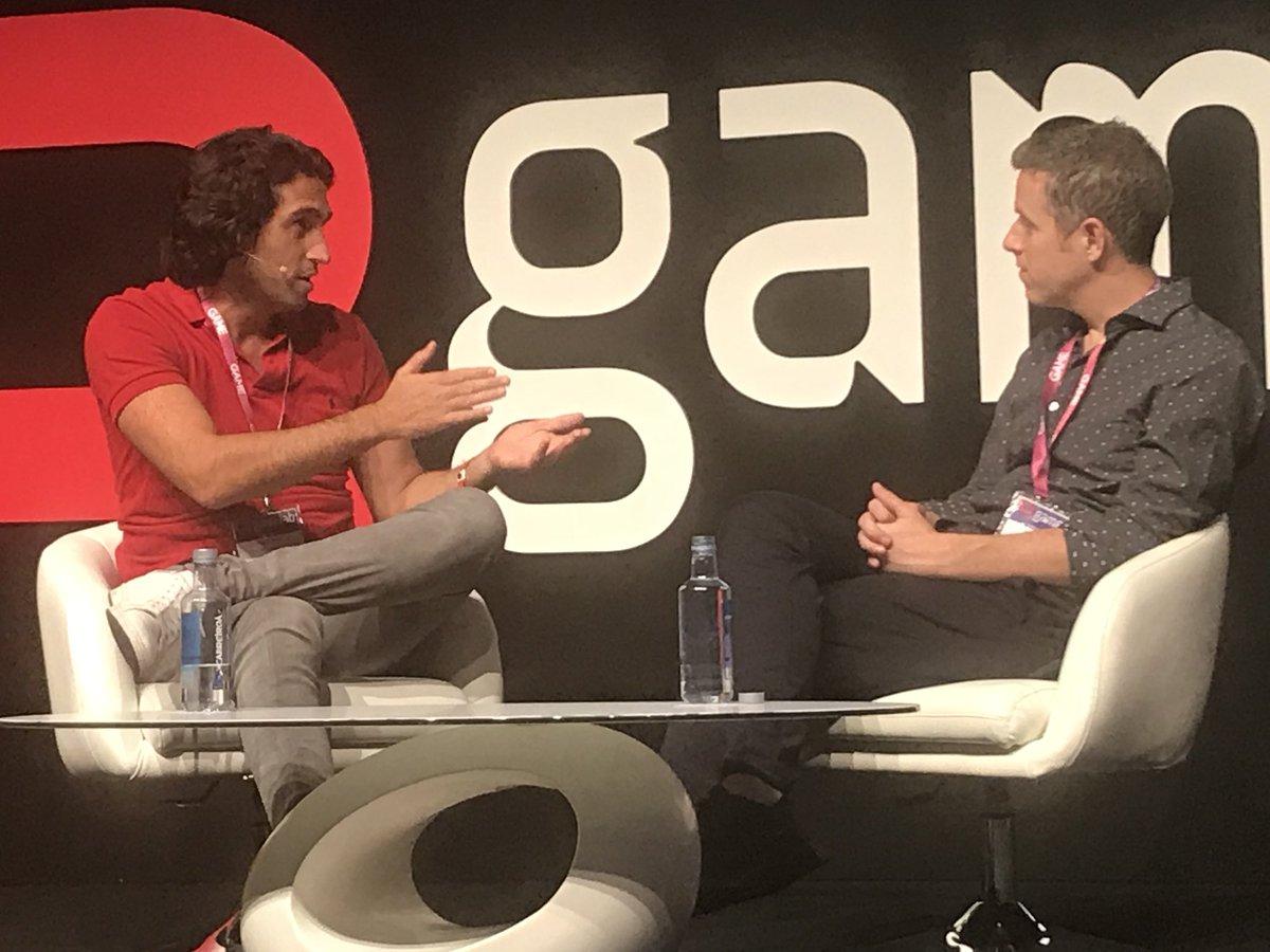 Gamelab 2018: Josef Fares y la mirada del outsider
