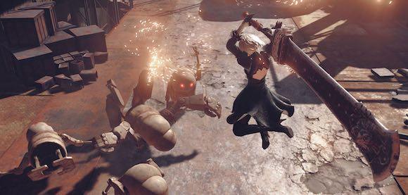 E3 2018: NieR: Automata llega a Xbox One el 26 de junio