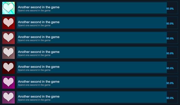 Valve aplica cambios al sistema de logros de Steam para luchar contra los «juegos falsos»