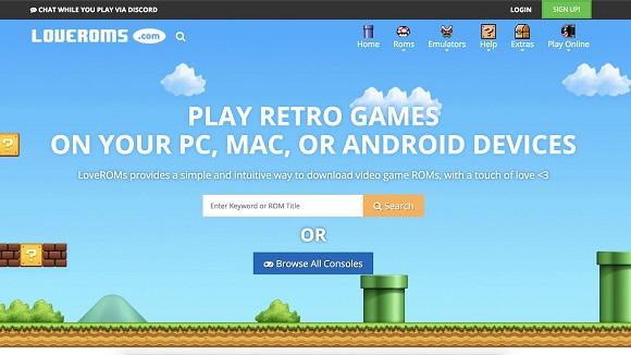 Nintendo interpone una demanda masiva contra las webs LoveROMs y LoveRETRO